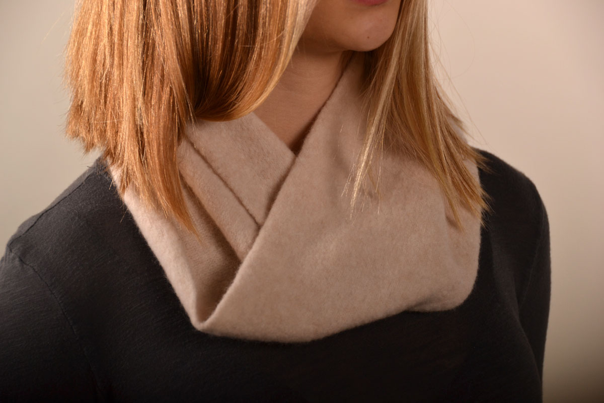 Twisted Neck Warmer